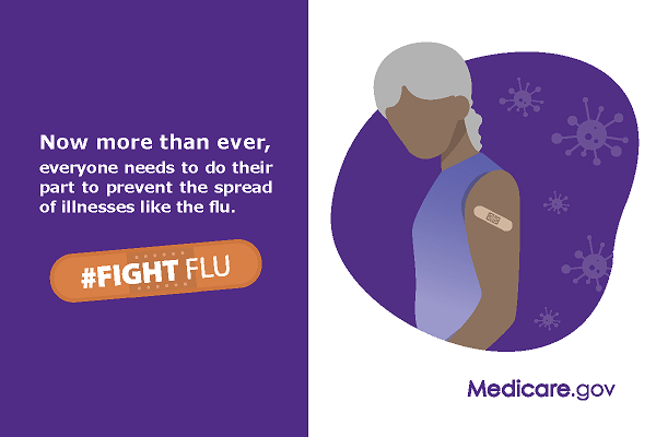 Now more than ever, everyone needs to do their part to prevent the spread of illnesses like the flu. #FightFlu